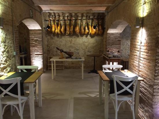 La cena en les carboneres y salida a tomar algo o for Tomar algo en barcelona noche
