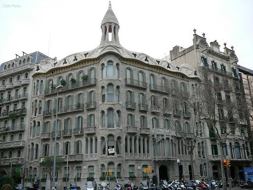 Los 10 edificios modernistas m s bonitos de barcelona - Casas modernistas barcelona ...